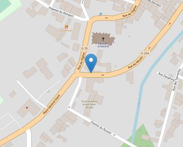 Adresse Caf de la Côte-d'Or - MSAP Mirebeau sur Bèze