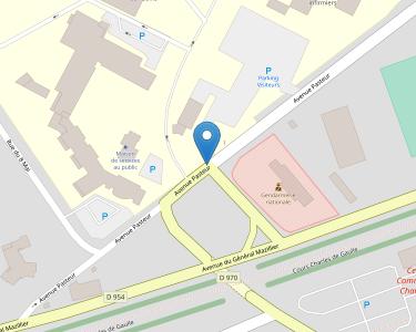 Adresse Caf de la Côte-d'Or - MSAP Semur en Auxois