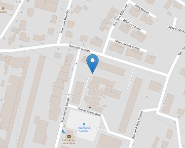 Adresse Caf des Côtes-d'Armor - Accueil Saint-Brieuc