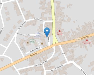 Adresse Caf de la Creuse - Accueil Dun le Palestel