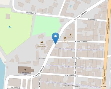 Adresse Caf de la Dordogne - Point-relais Eymet