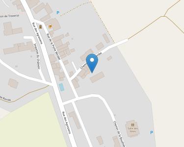 Adresse Caf de la Dordogne - Point-relais Montagrier