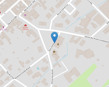 Adresse Caf de la Dordogne - Point-relais Vergt