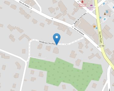 Adresse Caf de l'Eure - MSAP La Trinité-de-Réille