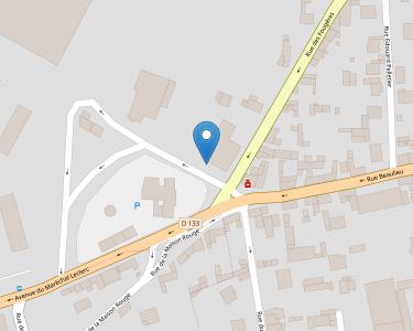 Adresse Caf de l'Eure - Point-relais Louiers