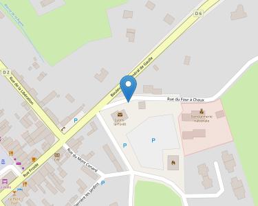 Adresse Caf de l'Eure - MSAP Lyons-la-Forêt