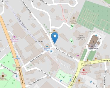 Adresse Caf de l'Eure - Point-relais Vernon
