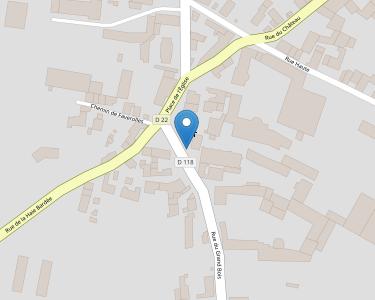 Adresse Caf de l'Eure-et-Loir - MSAP Baudreille