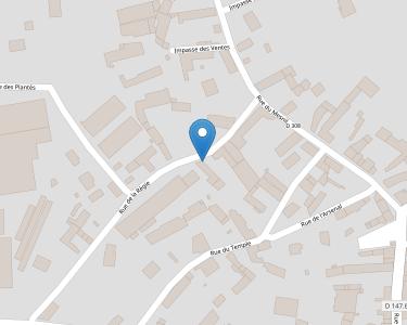 Adresse Caf de l'Eure-et-Loir - MSAP Mezières-en-Drouai