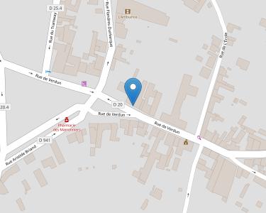 Adresse Caf de l'Eure-et-Loir - MSAP Senonches