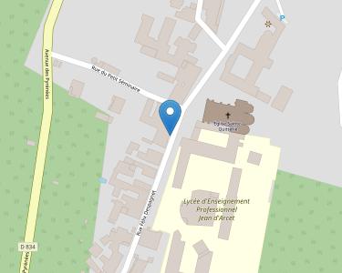 Adresse Caf du Gers - MSAP Aire sur l'Adour