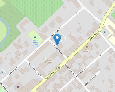 Adresse Caf de la Gironde - Point-relais Cadillac