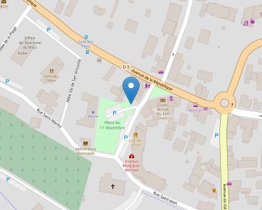 Adresse Caf de la Gironde - Point-relais Mios