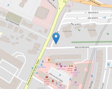Adresse Caf de l'Ille-et-Vilaine - Point-relais Rennes - Maurepas