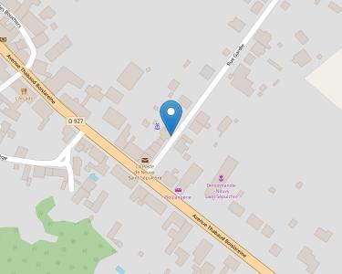 Adresse Caf de l'Indre - MSAP Neuy-Saint-Sépulchre