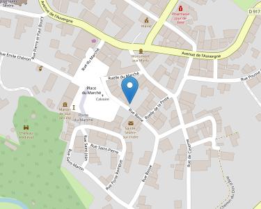 Adresse Caf de l'Indre - MSAP Sainte-Séère-sur-Indre