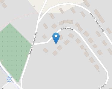 Adresse Caf de l'Indre-et-Loire - MSAP Descartes