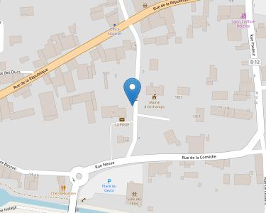 Adresse Caf du Jura - MSAP Orchamps