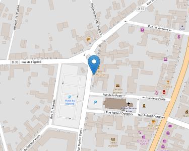 Adresse Caf du Loir-et-Cher - MSAP Lamotte Beuron