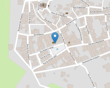 Adresse Caf de la Loire - MSAP Saint-Germain-Laal