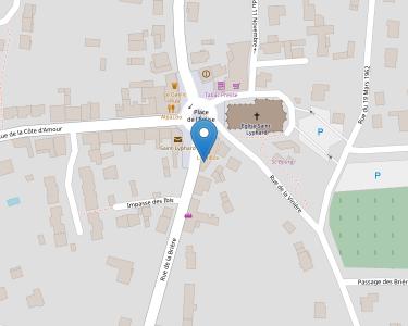 Adresse Caf de la Loire-Atlantique - MSAP Saint Lyphard