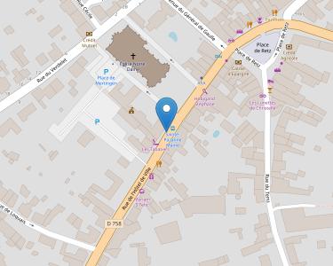 Adresse Caf de la Loire-Atlantique - MSAP Sainte Pazanne