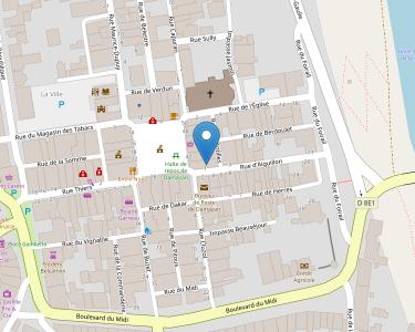 Adresse Caf du Lot-et-Garonne - MSAP Damazan