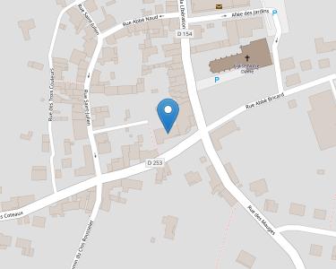 Adresse Caf du Maine-et-Loire - Point-relais Drain