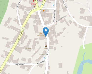 Adresse Caf du Maine-et-Loire - Point-relais Montreault