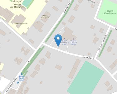 Adresse Caf du Maine-et-Loire - MSAP Noyant