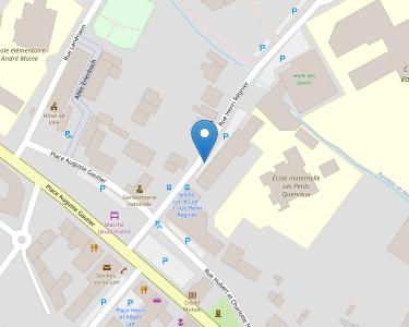 Adresse Caf du Maine-et-Loire - MSAP Seiches-sur-le-Loir