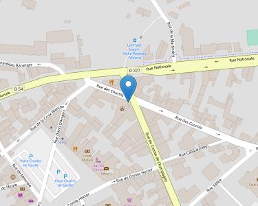 Adresse Caf du Maine-et-Loire - Point-relais Vihiers