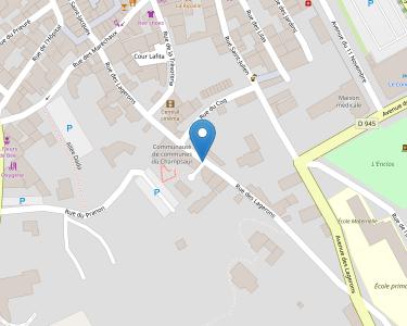 Adresse Caf des Hautes-Alpes - MSAP Saint-Bonnet-en-Champsaur