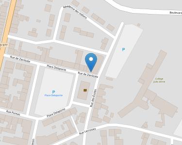 Adresse Caf de la Manche - MSAP Saint-Hilaire-du-Harcouët