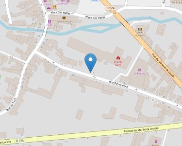 Adresse Caf de la Manche - MSAP Villedieu les Poêles