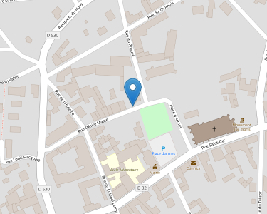 Adresse Caf de la Marne - MSAP Cormicy