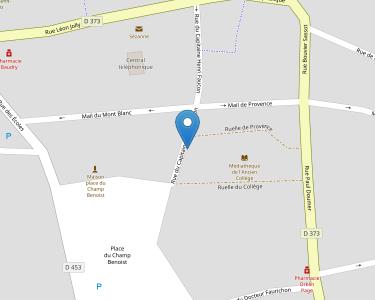 Adresse Caf de la Marne - Point-relais Sézanne
