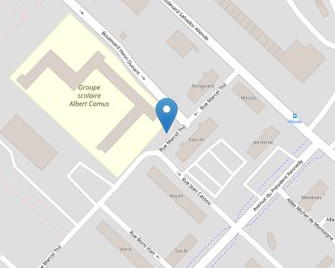 Adresse Caf de la Haute-Marne - Point-relais Saint-Dizier