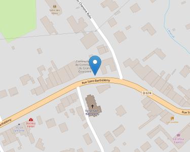 Adresse Caf de la Meurthe-et-Moselle - MSAP Champenoux