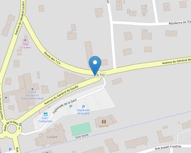 Adresse Caf du Morbihan - MSAP Guer