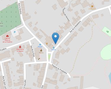 Adresse Caf du Morbihan - MSAP Riantec