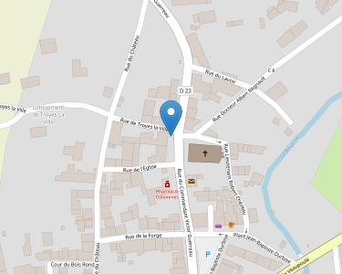 Adresse Caf de la Nière - MSAP Brinon sur Beuron
