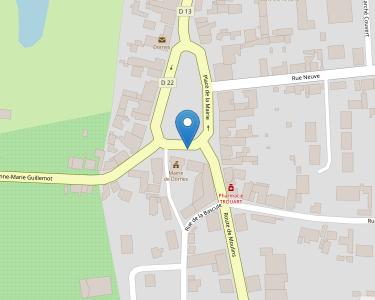 Adresse Caf de la Nière - MSAP Dornes