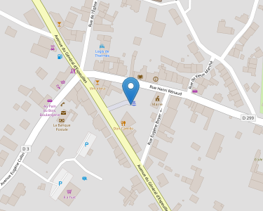 Adresse Caf de la Nière - MSAP St Honoré les Bains