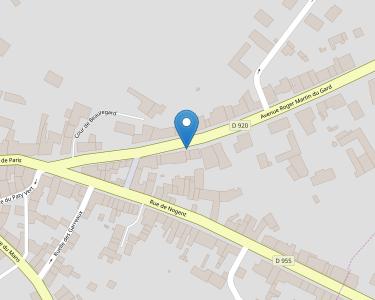 Adresse Caf de l'Orne - Point-relais Bellême