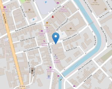 Adresse Caf de l'Orne - Point-relais Vimoutiers