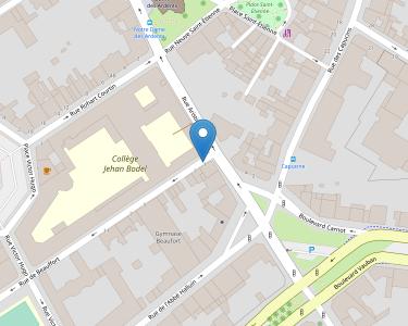 Adresse Caf du Pas-de-Calais - SIEGE Arras