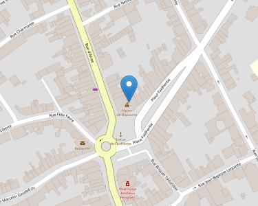 Adresse Caf du Pas-de-Calais - Point-relais Bapaume