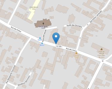 Adresse Caf du Pas-de-Calais - Point-relais Courcelles-les-Lens