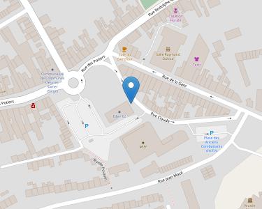 Adresse Caf du Pas-de-Calais - Point-relais Desres